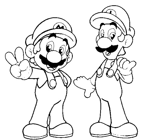 star wars printable coloring pages - super mario coloring pages