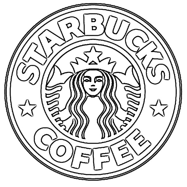 starbucks coloring page - q=starbuck cofee