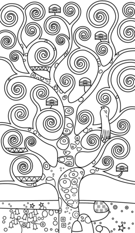 20 Starry Night Coloring Page Selection | FREE COLORING PAGES