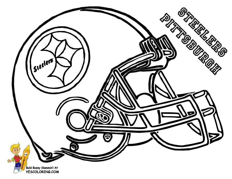 27 steelers coloring pages printable free coloring pages