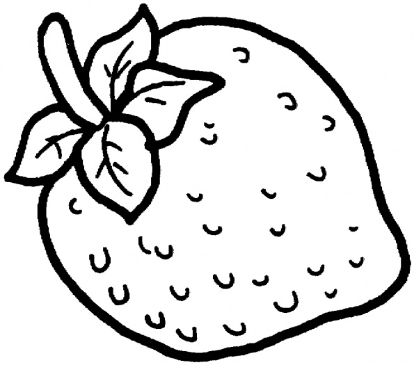 strawberry coloring page - shopkin strawberry coloring page sketch templates