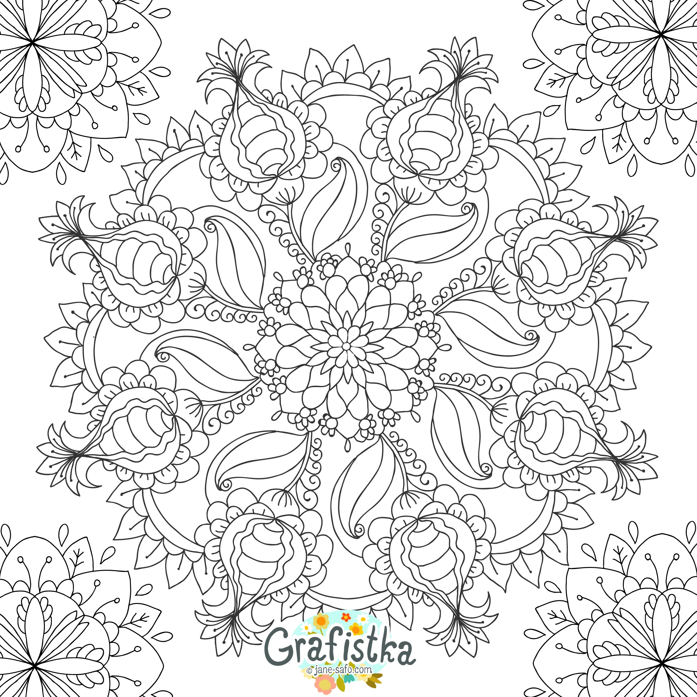 stress free coloring pages - coloriage 129