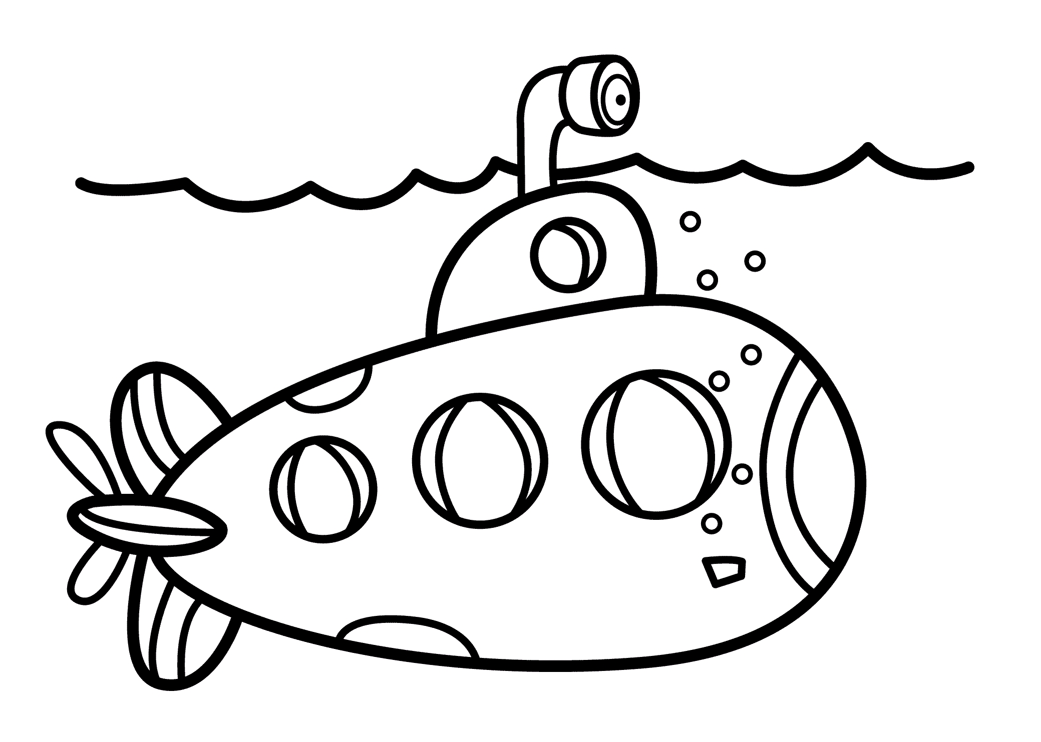 Submarine Coloring Pages - Beatles Yellow Submarine Coloring Page Coloring Home