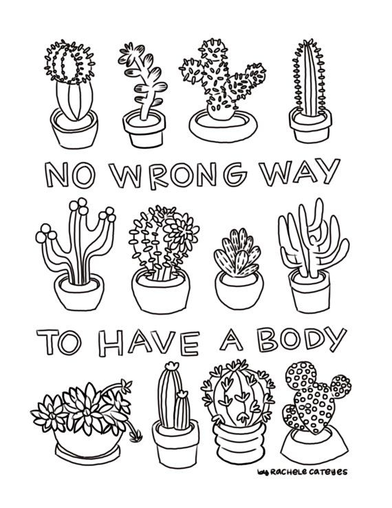 20 Succulent Coloring Page Selection FREE COLORING PAGES Part 2