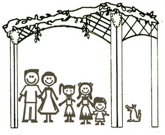 sukkot coloring pages - sukkot coloring pages for kids