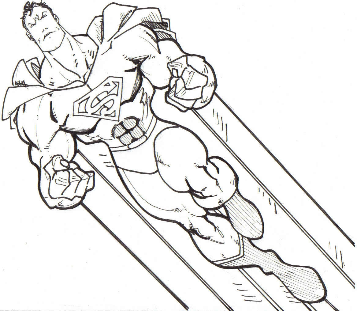 super coloring pages - super hero coloring pages