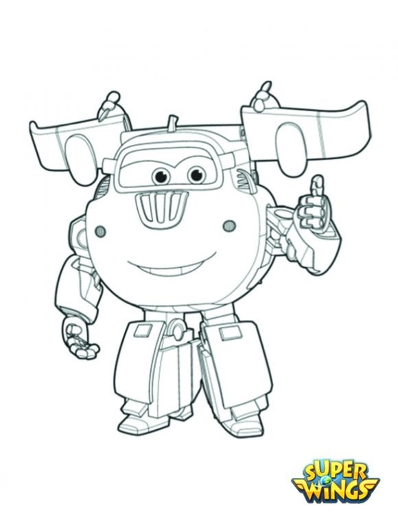 Super Wings Coloring Pages - Coloring Pages for Kids Free Images Super Wings Free