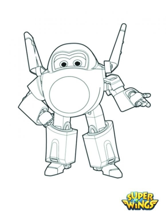 27 Super Wings Coloring Pages Images | FREE COLORING PAGES - Part 2
