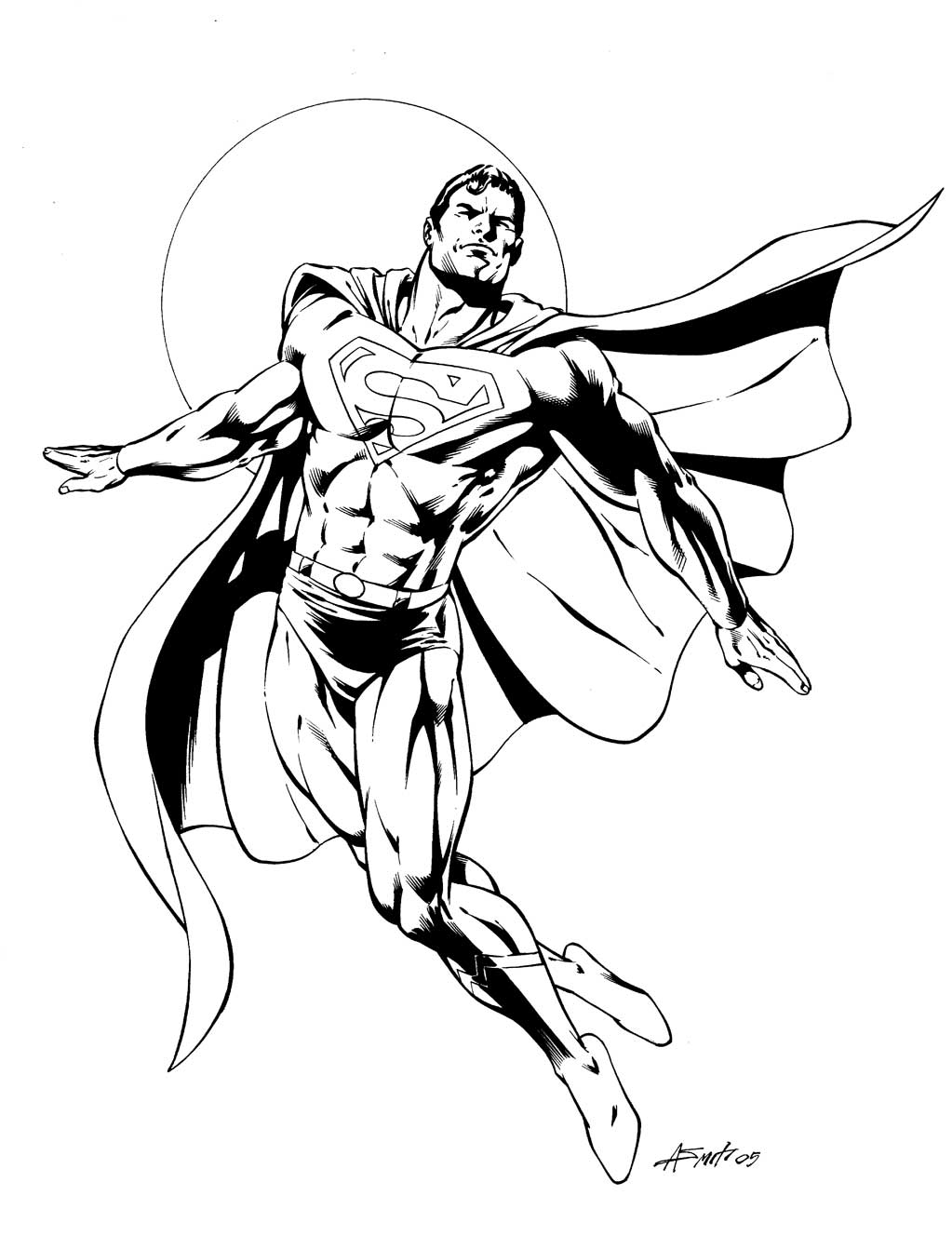 27 Superman Coloring Pages Selection | FREE COLORING PAGES - Part 3