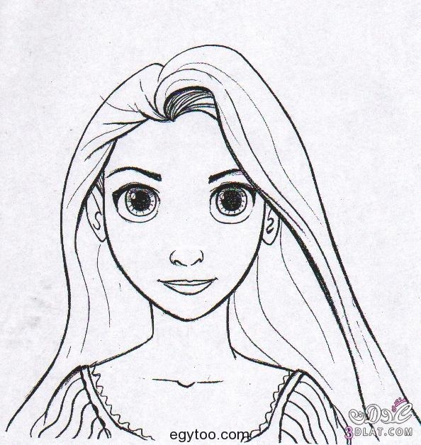 tangled coloring pages - showthread t=
