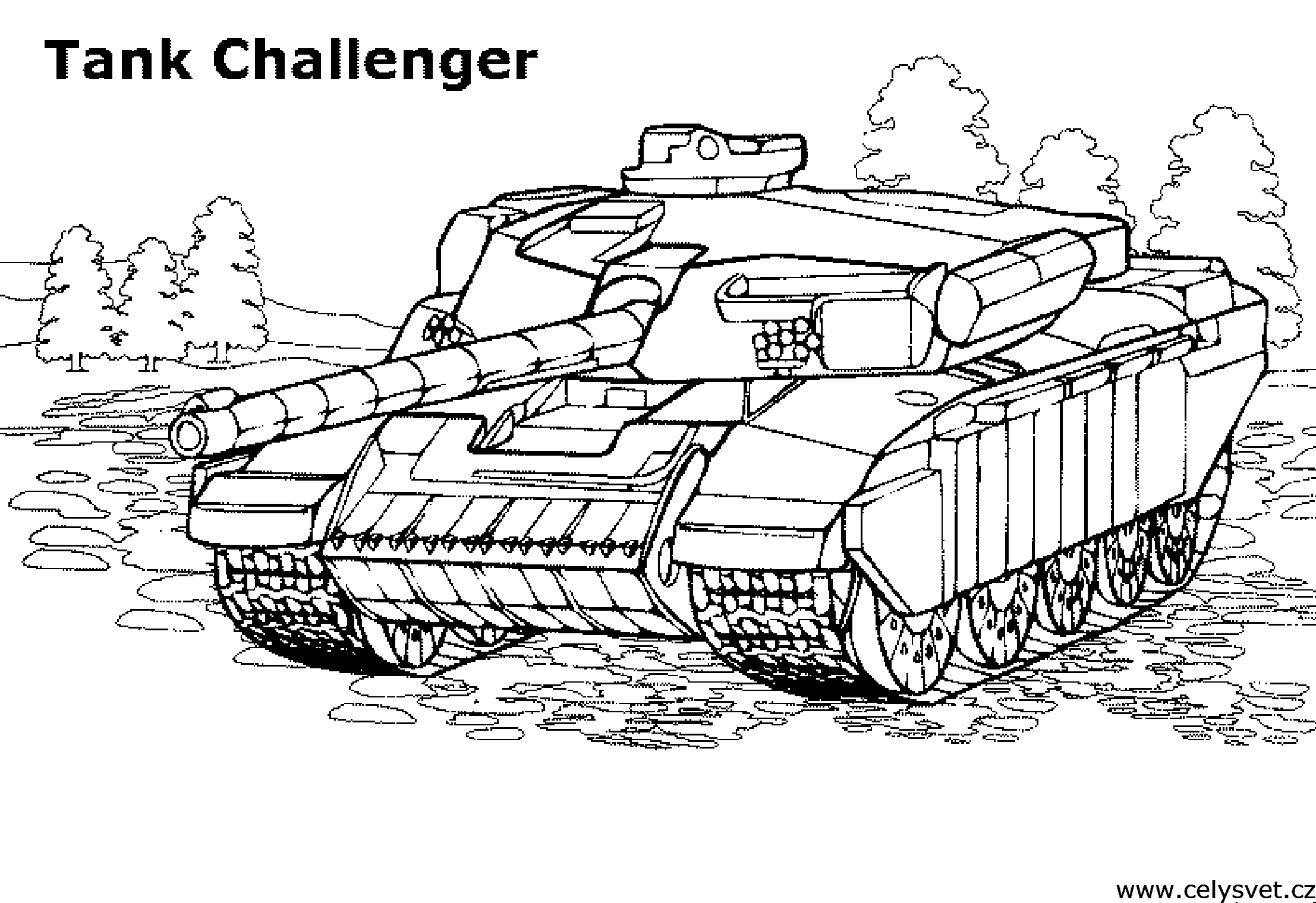 25 Tank Coloring Pages Printable FREE COLORING PAGES