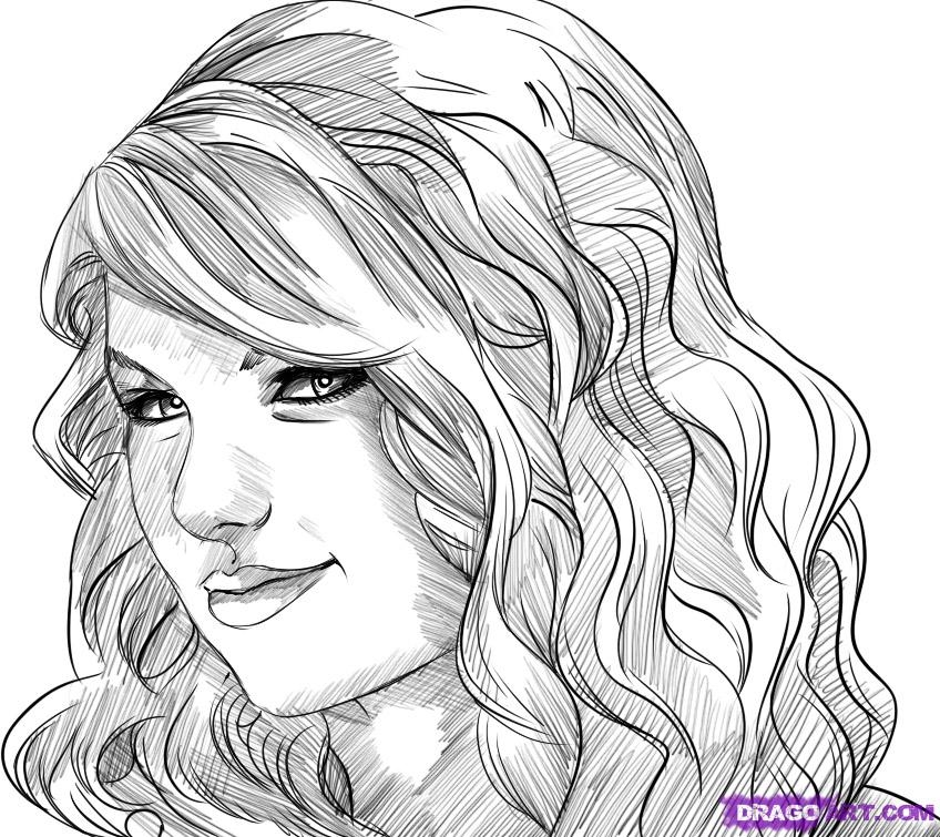 taylor swift coloring pages - taylor swift coloring pages printable