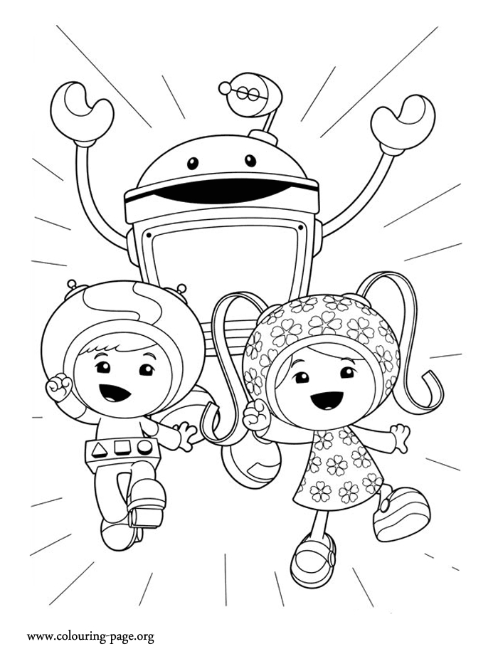 team umizoomi coloring pages - 913 team umizoomi coloring page