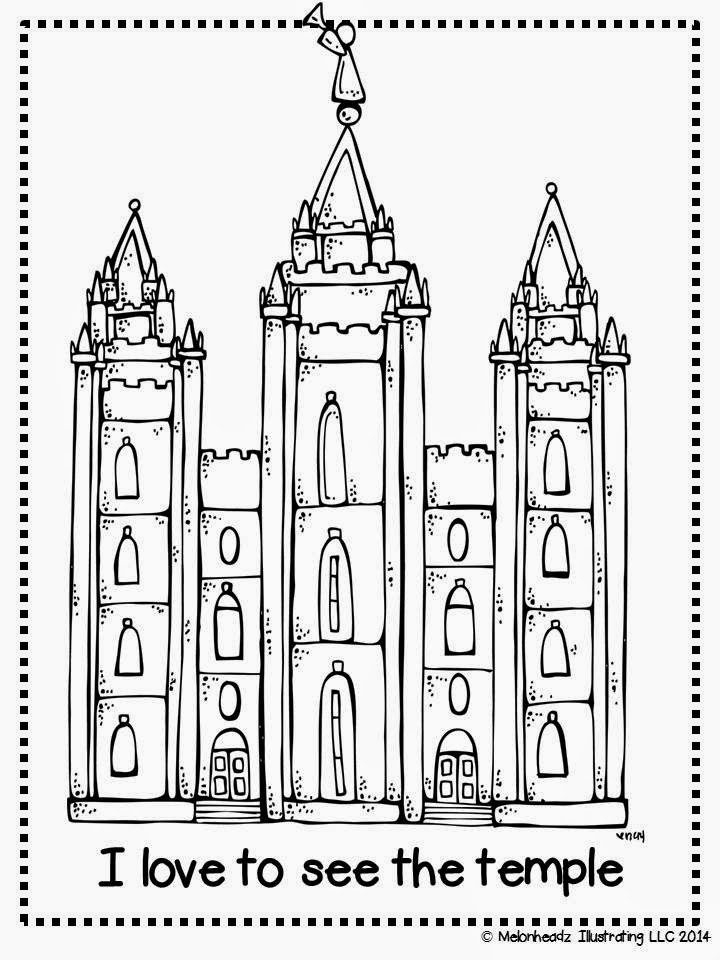 temple coloring page - temple bible coloring pages sketch templates