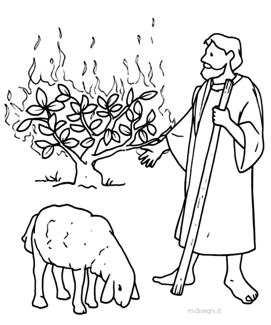 ten commandments coloring pages - bibbiatml
