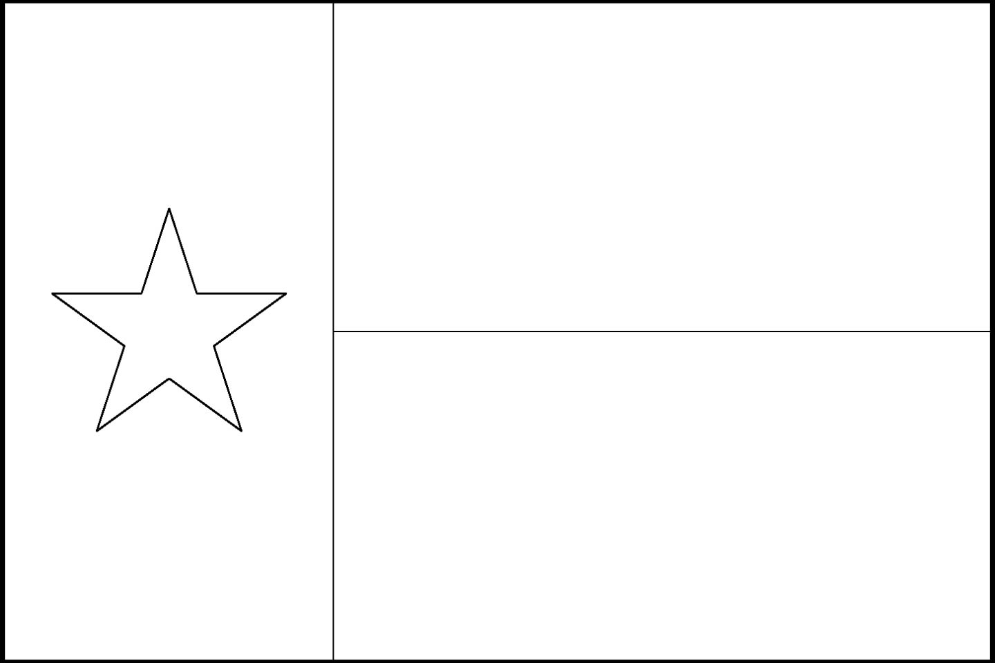 27 Texas Flag Coloring Page Compilation | FREE COLORING PAGES - Part 3