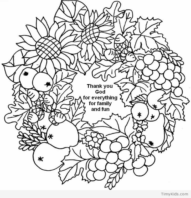 thanksgiving coloring pages for adults - christian thanksgiving coloring pages