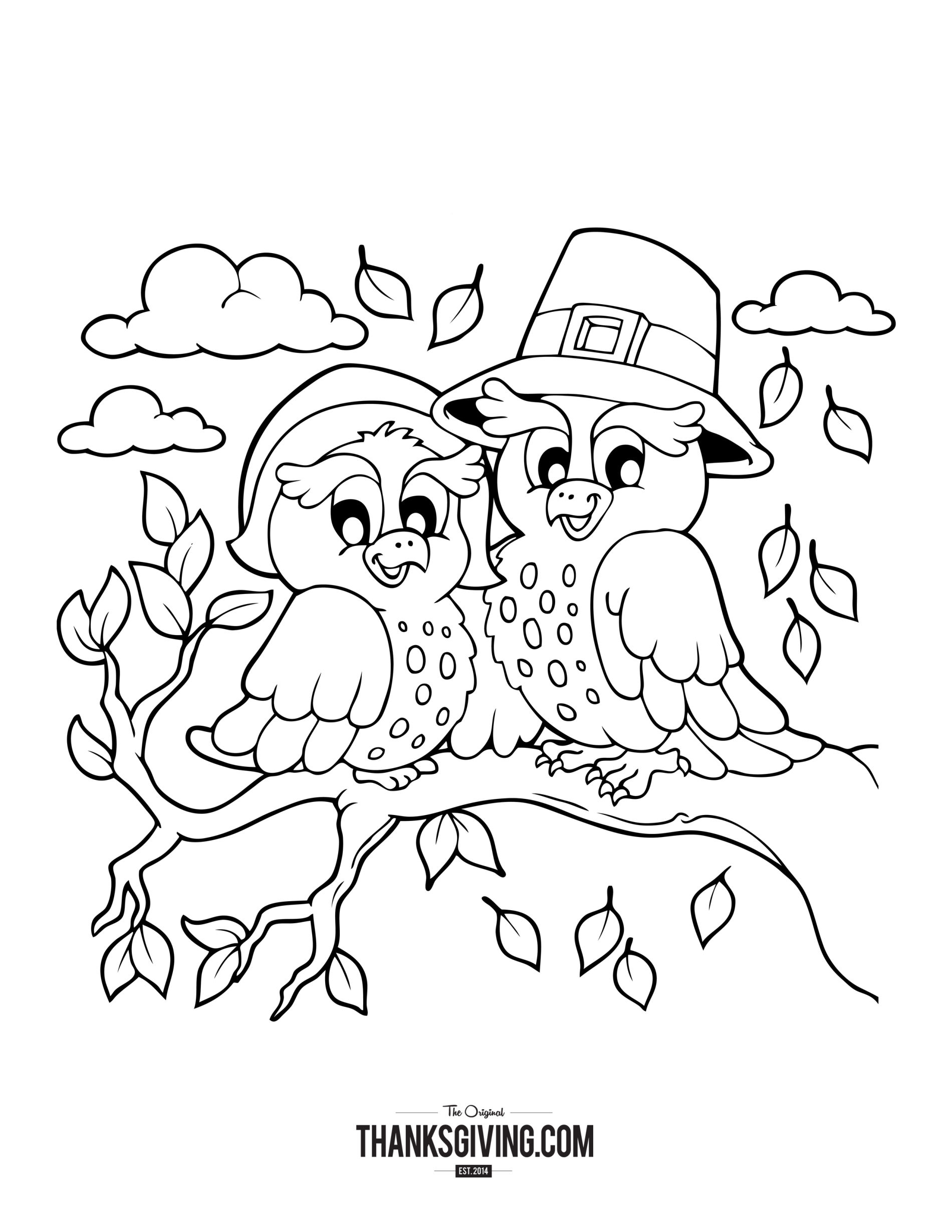 thanksgiving coloring pages free - thanksgiving coloring book pages