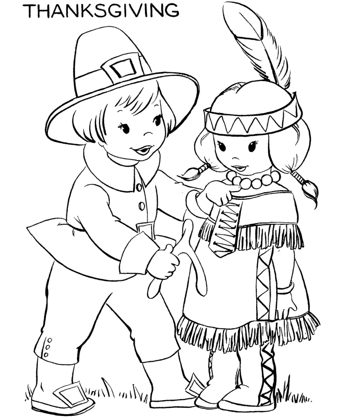 thanksgiving coloring pages - 2011 11 01 archive