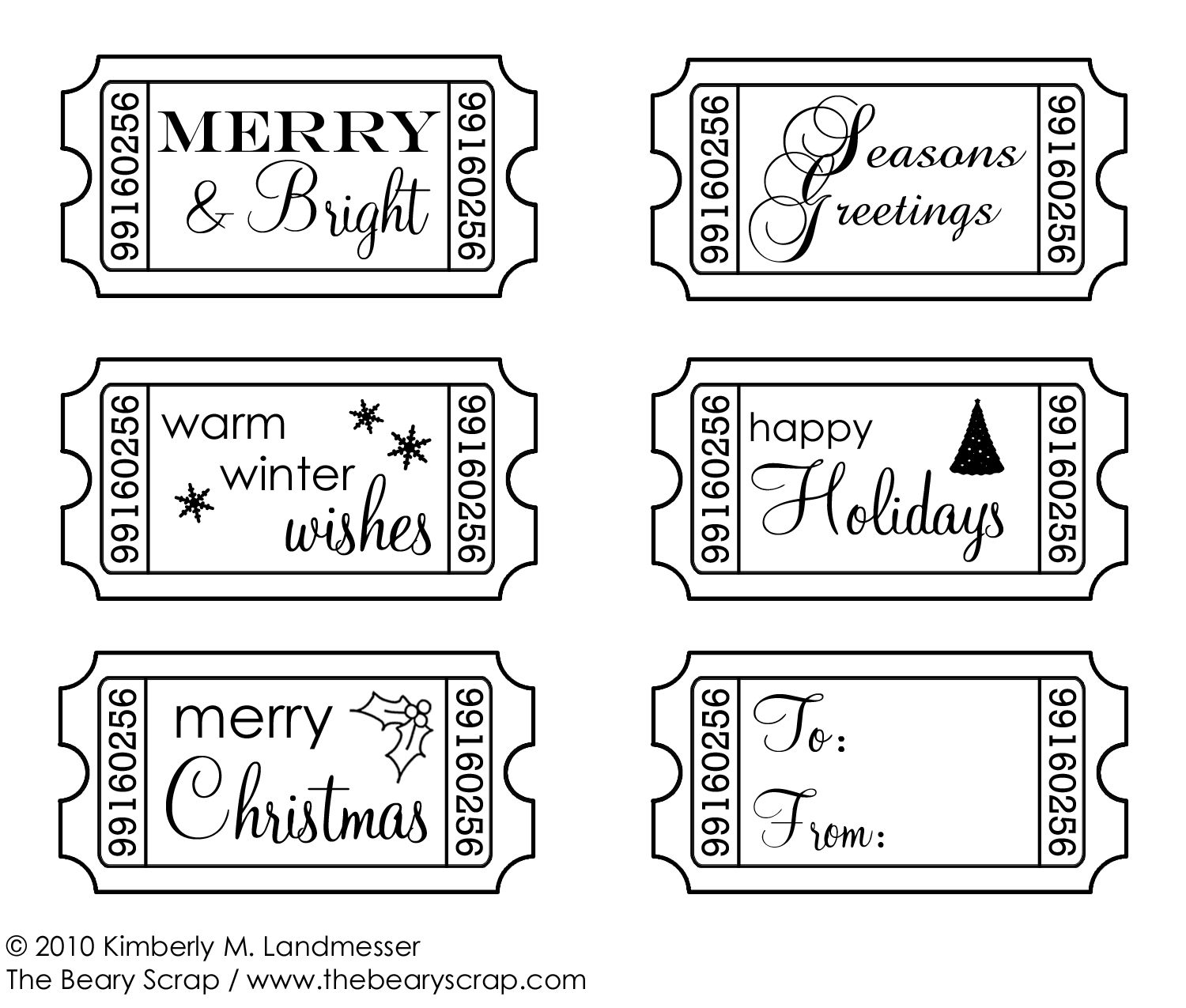the color of water quotes with page numbers - 30 free christmas printables