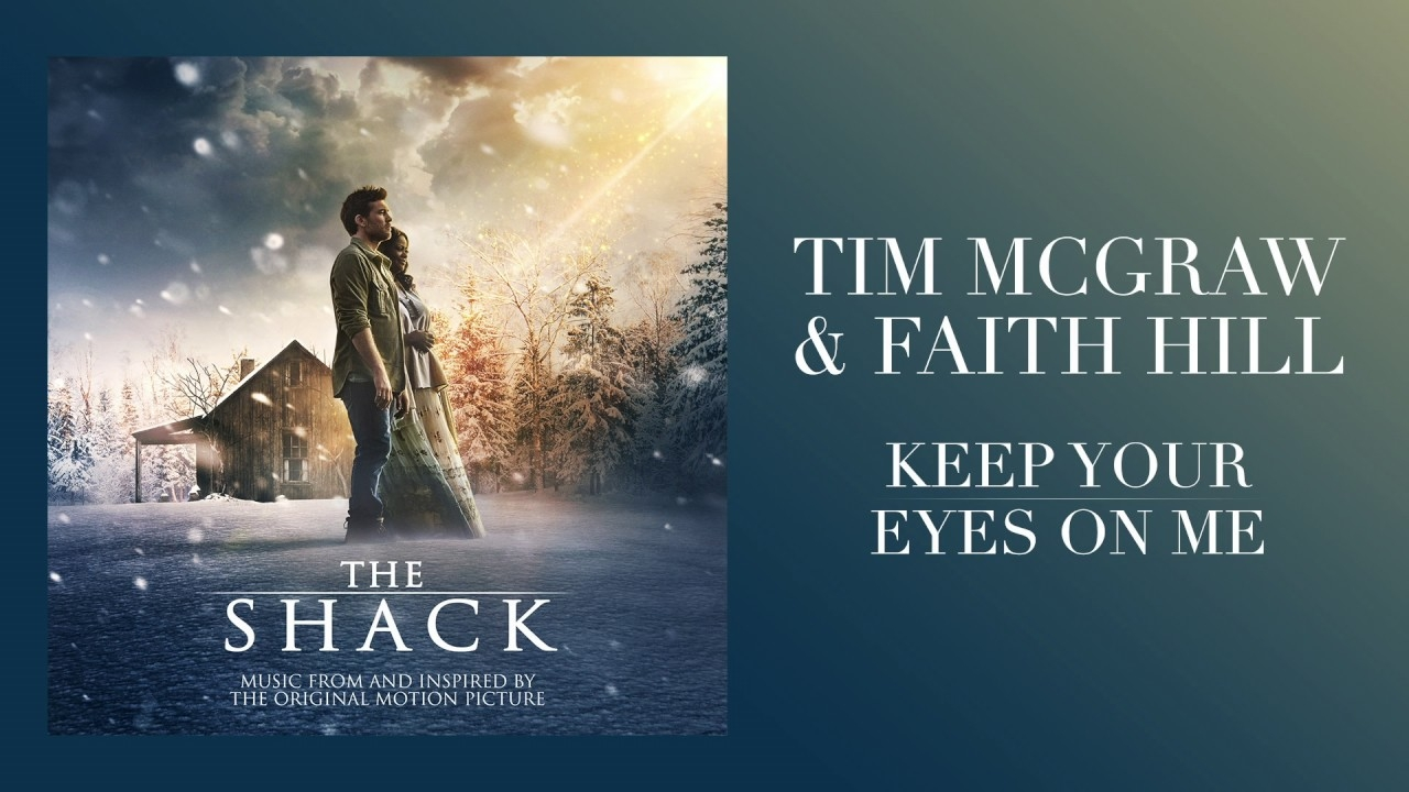 "the lord's prayer coloring pages - Tim McGraw & Faith Hill s ""Keep Your Eyes Me"" from The Shack"
