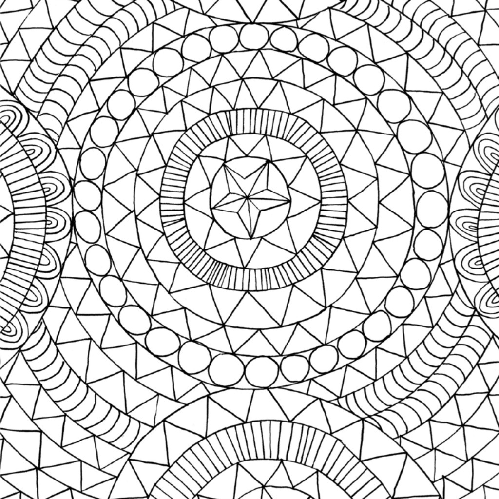 therapeutic coloring pages - adult coloring therapy coloring pages