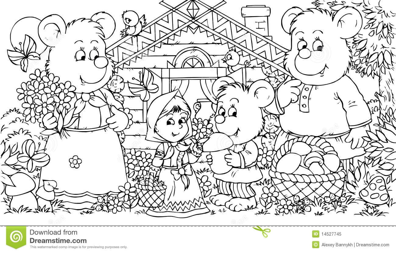 25 three little pigs coloring pages pictures free for Copyright free coloring pages