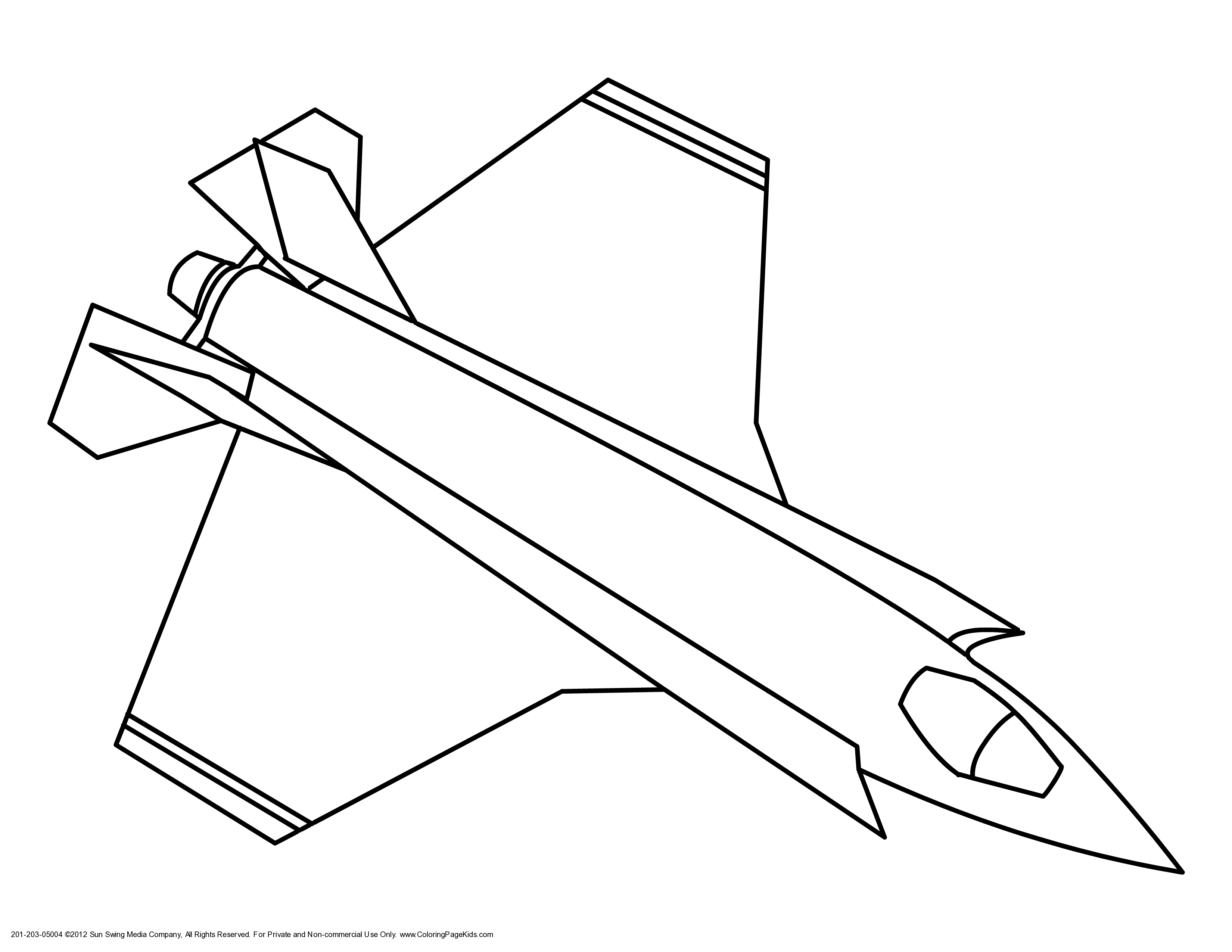 tinkerbell coloring pages - jet plane coloring pages