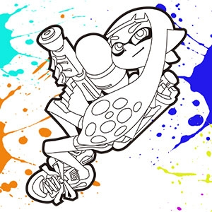 toad coloring pages - creer e decorer
