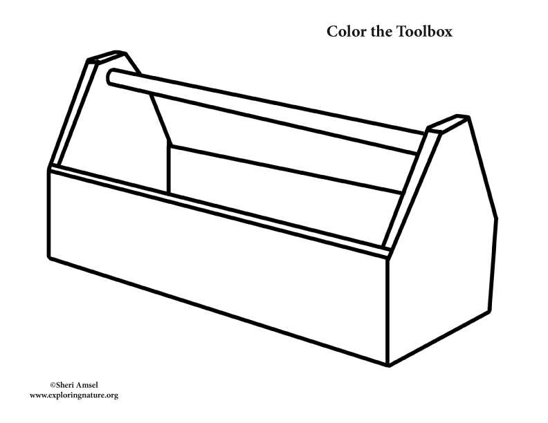 tools coloring pages - 4710