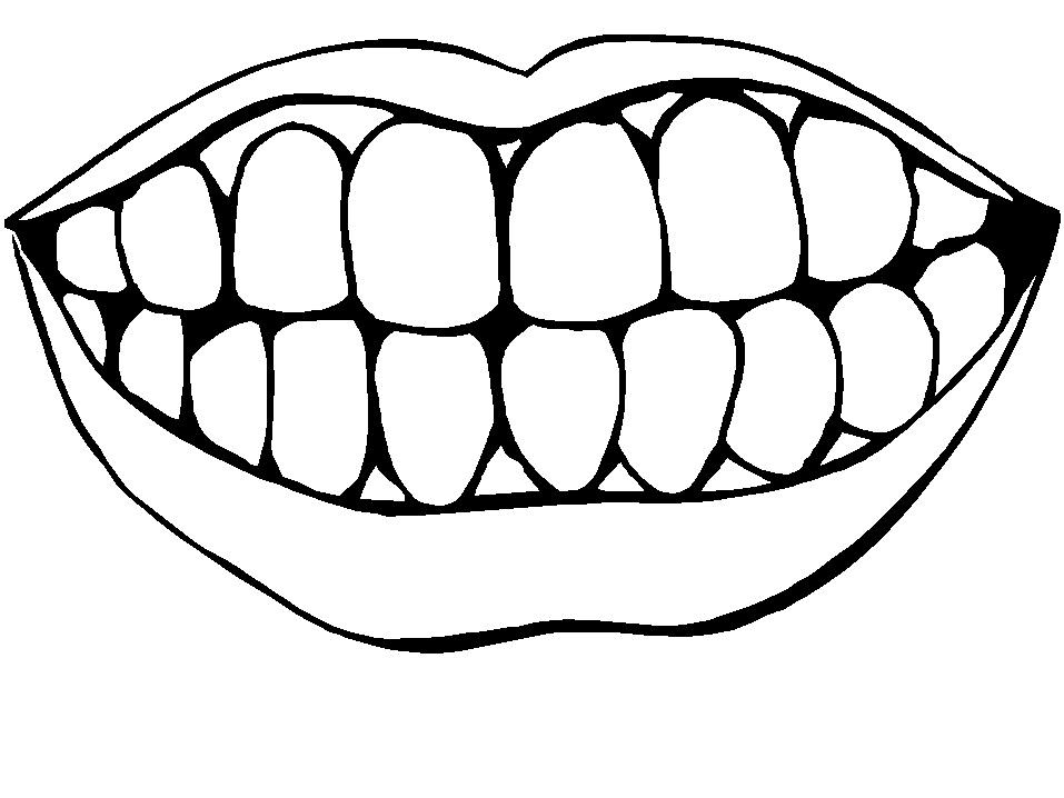 Tooth Coloring Pages - Fun Coloring Pages Dental tooth Coloring Pages