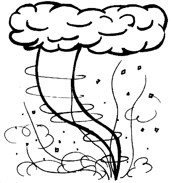 27 tornado Coloring Pages Printable | FREE COLORING PAGES - Part 2