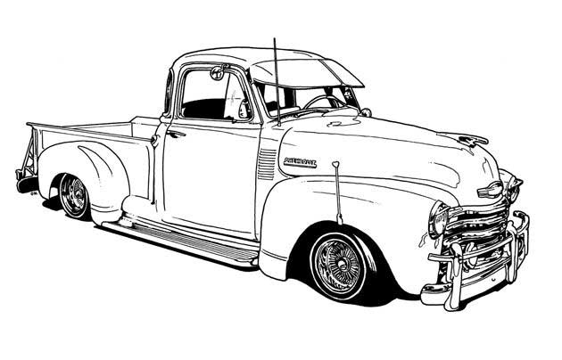 tow truck coloring pages - 40 free printable truck coloring pages