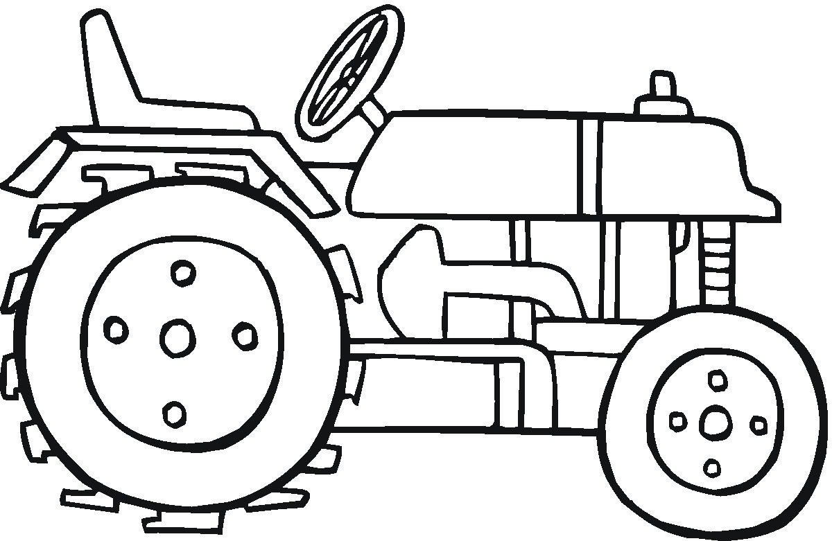 tractor coloring pages - r=tractors to print