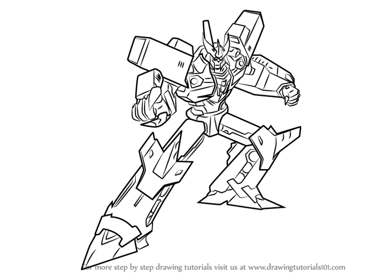 transformer coloring pages optimus prime - how to draw megatronus from transformers