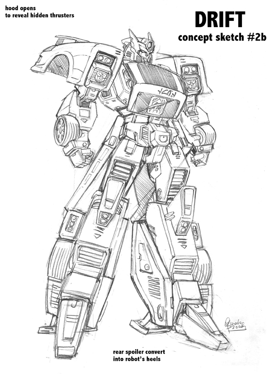 transformer coloring pages optimus prime - shane mccarthy transformers drift