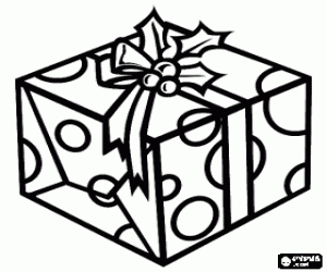 tree house coloring pages - christmas ts or christmas presents coloring pages 2
