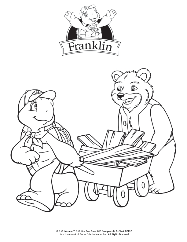 tree house coloring pages - 463
