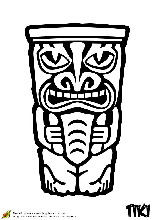 tribal coloring pages -