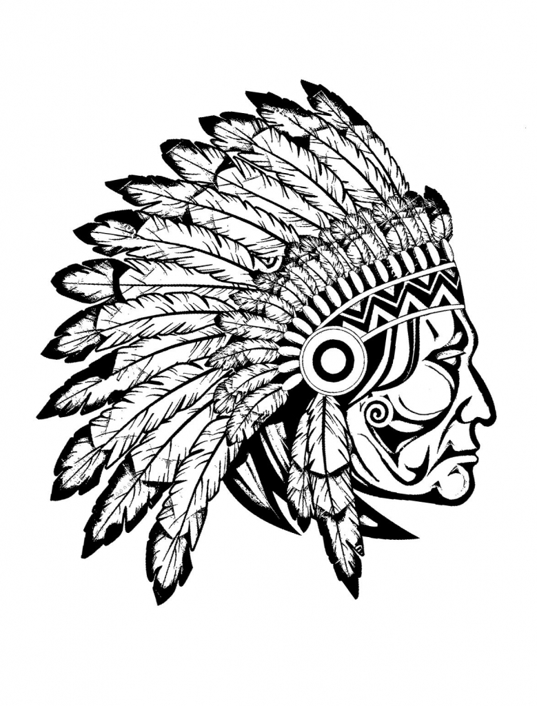 trippy coloring pages - native american coloring pages for adults intended to encourage in coloring page