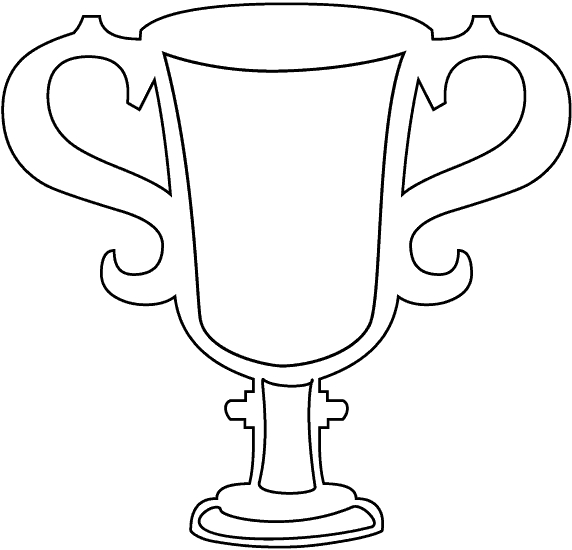 28 Trophy Coloring Page Pictures Free Coloring Pages