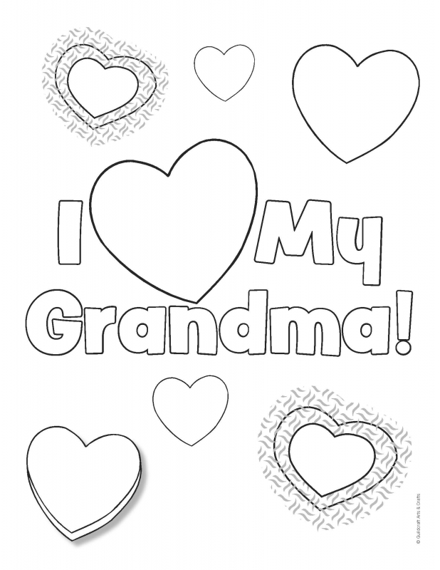 trump coloring pages - coloring pages for grandparents day