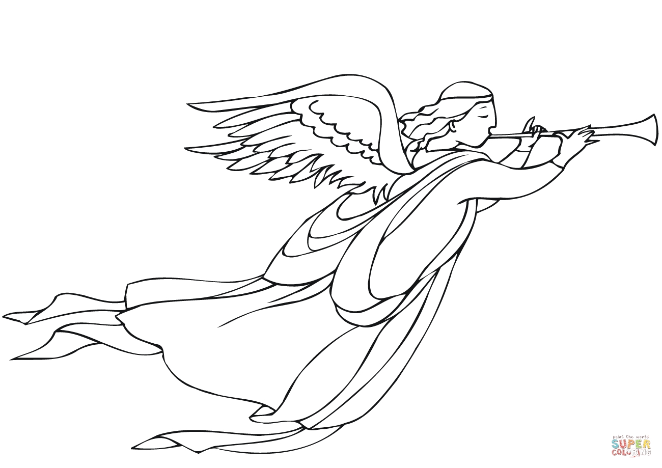 24 Trumpet Coloring Page Pictures Free Coloring Pages Part 3