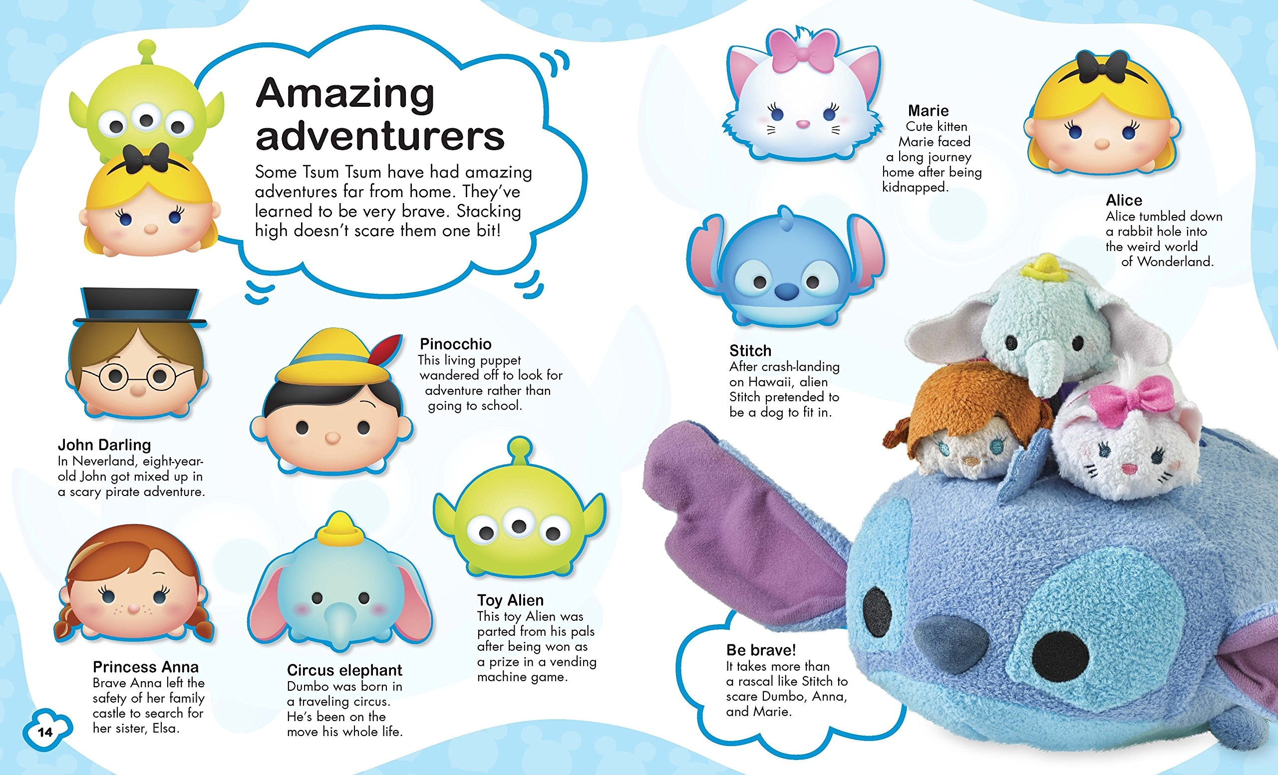 tsum tsum coloring pages - ultimate sticker collection disney tsum tsum ultimate sticker collections