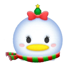 tsum tsum coloring pages - Holiday Daisy