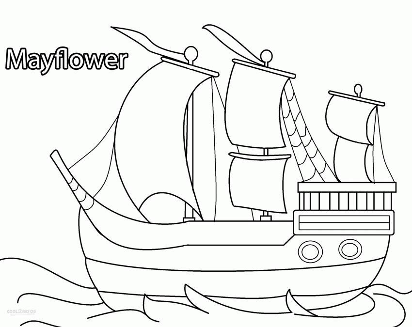 turkey coloring pages for adults - free mayflower coloring pages