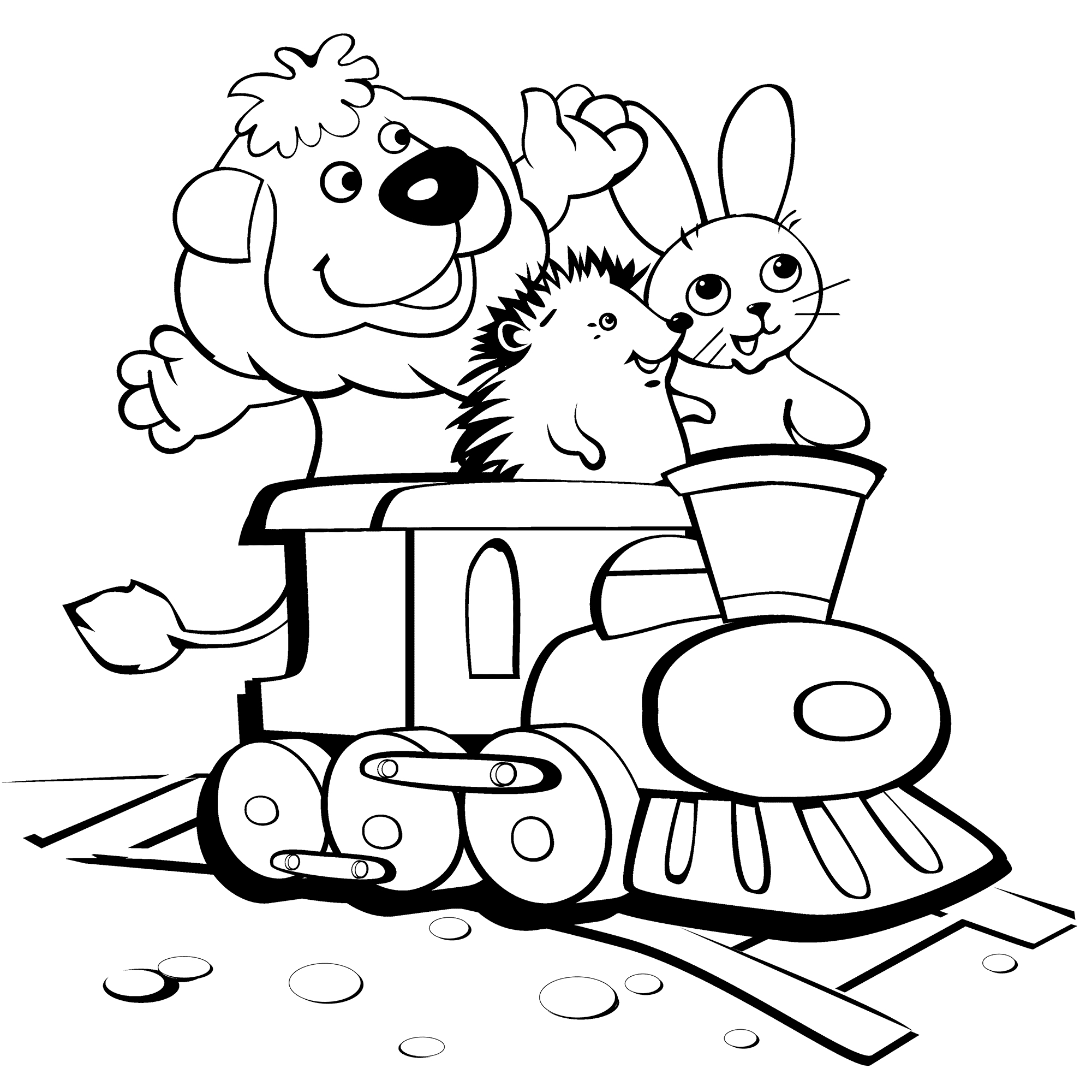 turkey coloring pages free - drawing pages for kids