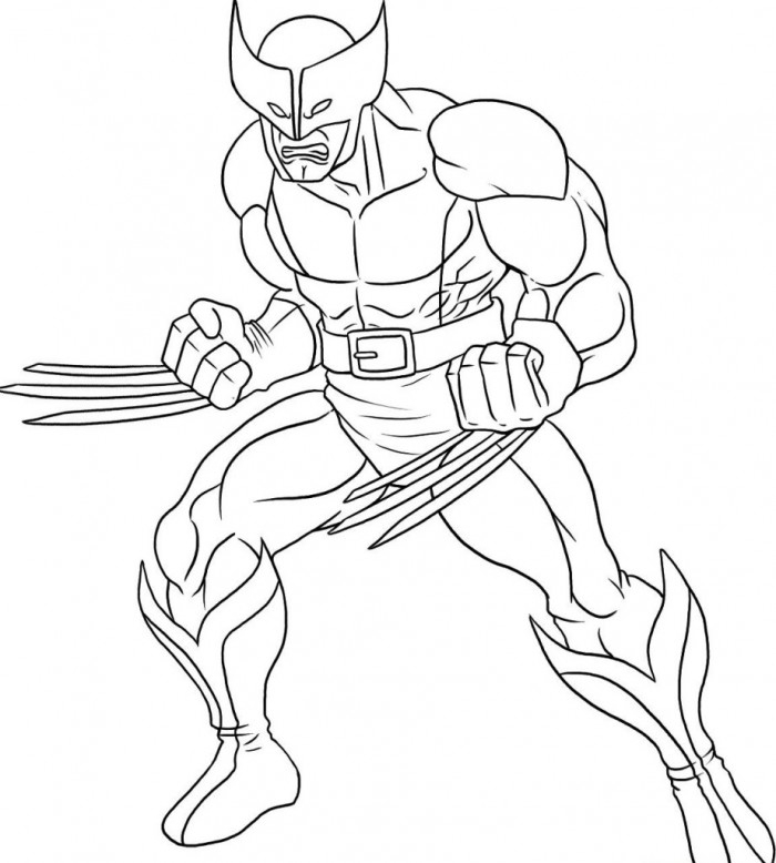 turn photo into coloring page - marvel coloring pages free
