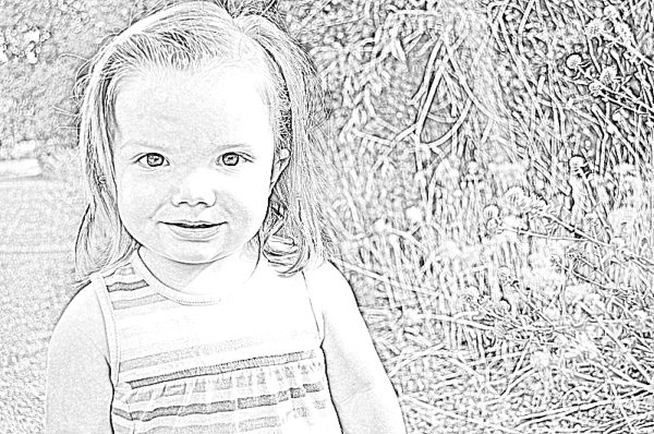 turn pictures into coloring pages app - turn photos into coloring pages app