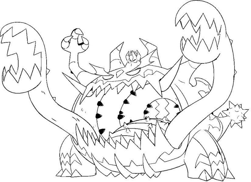 unicorn coloring pages for adults - 799 en pokemon